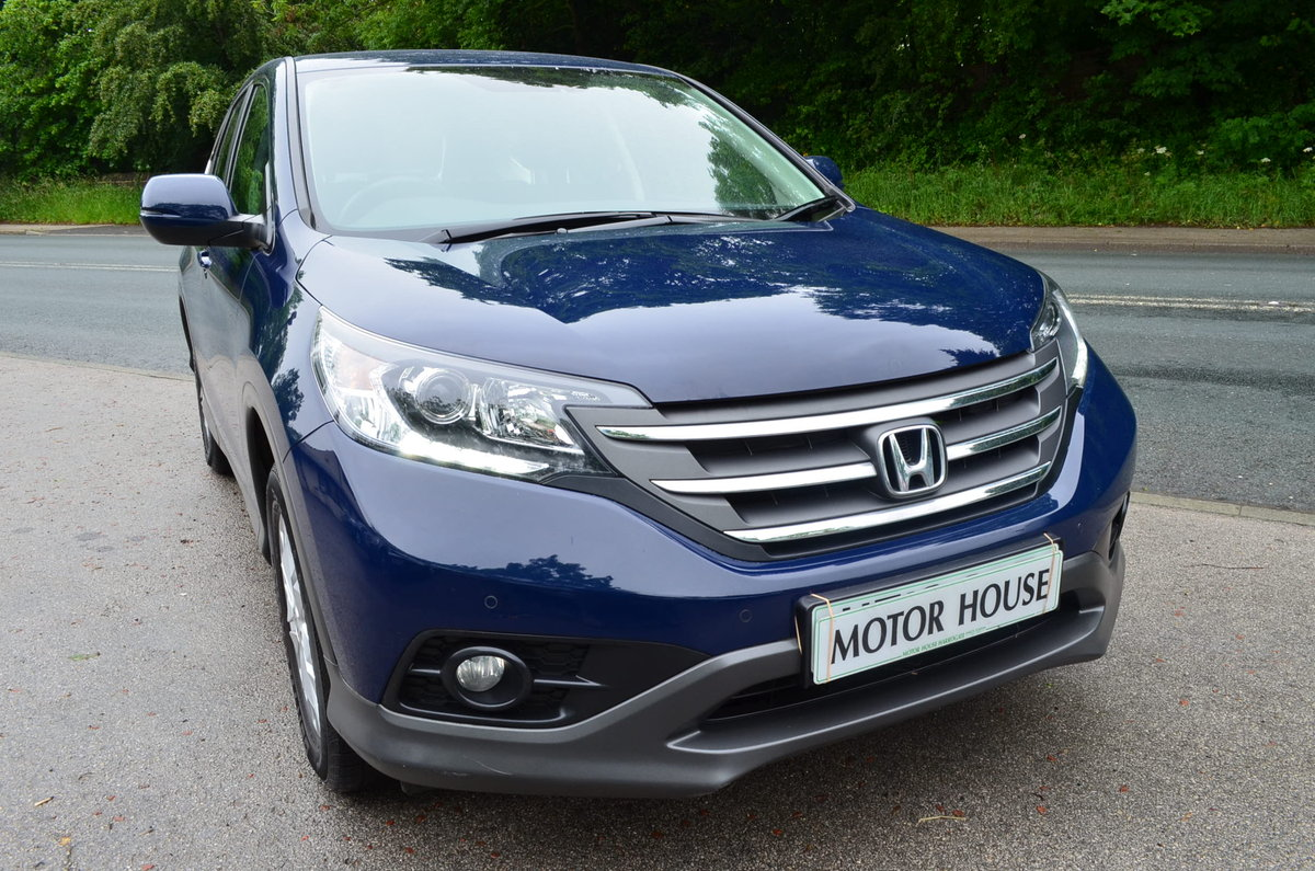 2013 Honda CR-V 2.2 SE 4X4. Only 14,000 Miles For Sale (picture 1 of 6)