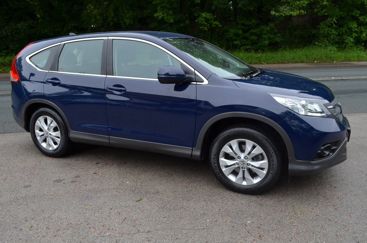 2013 Honda CR-V 2.2 SE 4X4. Only 14,000 Miles For Sale (picture 3 of 6)