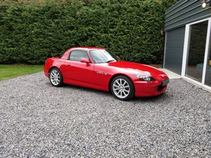 Honda S2000, low mileage, full history