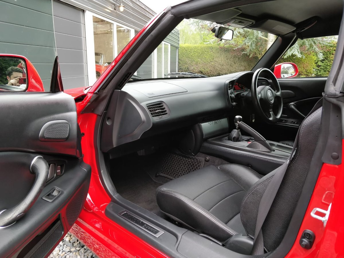 2007 Uk registered, Low Mileage, Honda s2000 For Sale (picture 4 of 6)