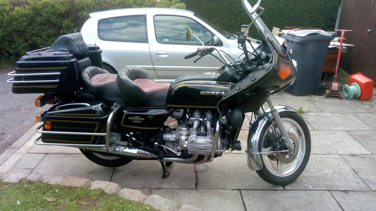 1979 Honda Goldwing classic bike For Sale (picture 1 of 2)