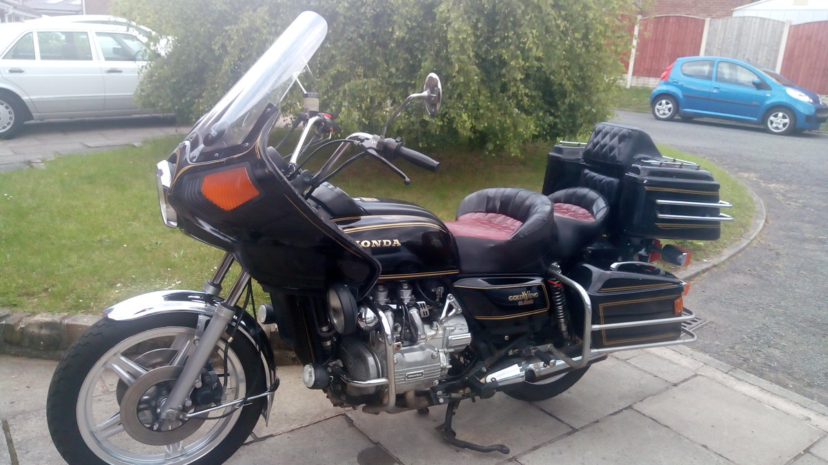1979 Honda Goldwing classic bike For Sale (picture 2 of 2)