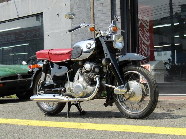 HONDA C72 (1962) from Japan For Sale (picture 1 of 1)