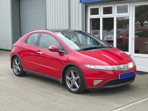2008 Honda Civic 2.2 i-CTDi ES 5dr For Sale