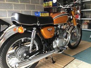 1973 Honda CB250 K4 For Sale