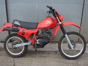 Honda XL250R - 1983 - Great Classic Green Lane bike