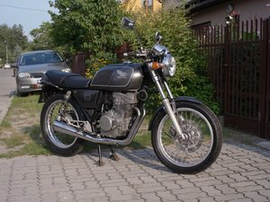 1986 Honda GB 250 Clubman from Japan
