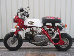 1968 Honda monkey super custom For Sale