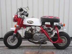 Honda monkey super custom