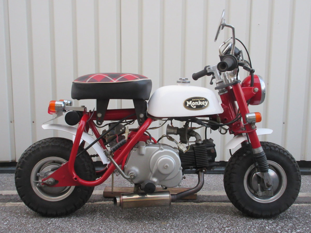1968 Honda monkey super custom For Sale (picture 2 of 6)