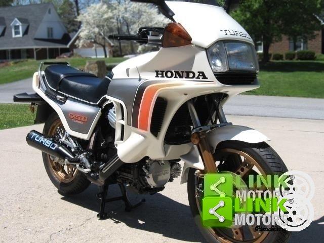 Honda CX 500 TURBO 1982 Asi - Perfetta For Sale (picture 1 of 6)