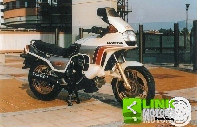 Honda CX 500 TURBO 1982 Asi - Perfetta For Sale (picture 4 of 6)
