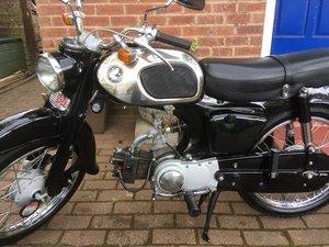 1965 Honda C200 museum piece?