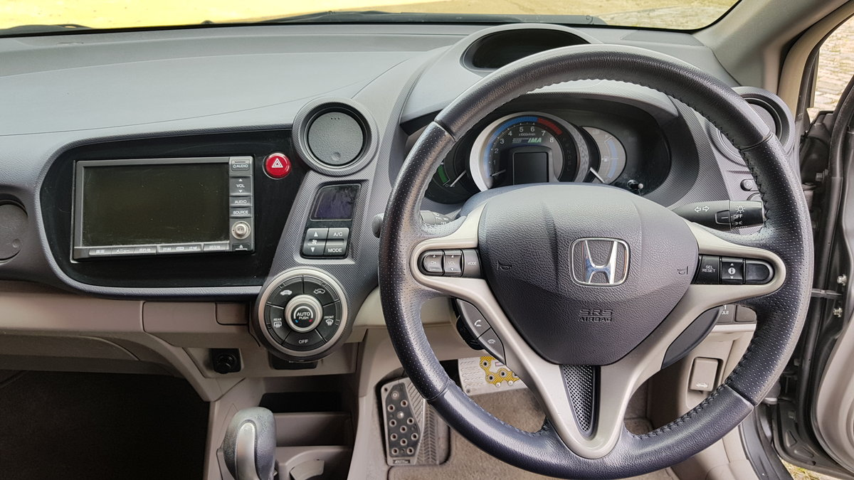 2009 HONDA INSIGHT HYBRID 1.3 AUTOMATIC * FRESH IMPORT * For Sale (picture 5 of 6)