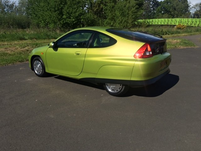 UK Honda Insight (47,500 Miles) 2001 - NOW SOLD For Sale (picture 1 of 6)