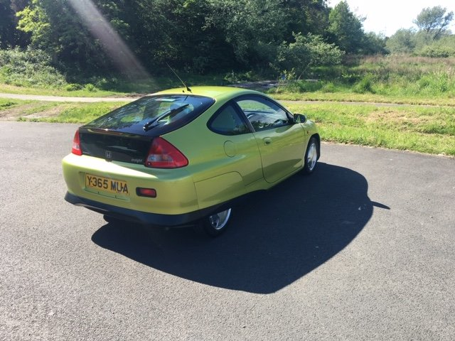 UK Honda Insight (47,500 Miles) 2001 - NOW SOLD For Sale (picture 3 of 6)
