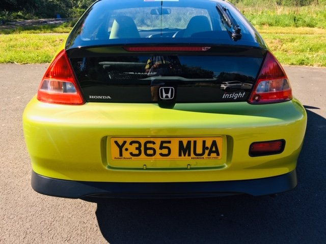 UK Honda Insight (47,500 Miles) 2001 - NOW SOLD For Sale (picture 6 of 6)