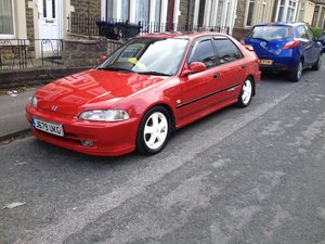Honda Civic 1.6 EG9 VTi 1992 For Sale