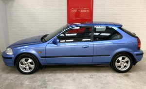 Honda Civic 1.6 VTi EK4 3dr UK 1998