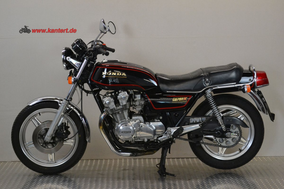 1981 Honda CB 750 K RC 01, 78 hp, 743 cc For Sale (picture 2 of 6)
