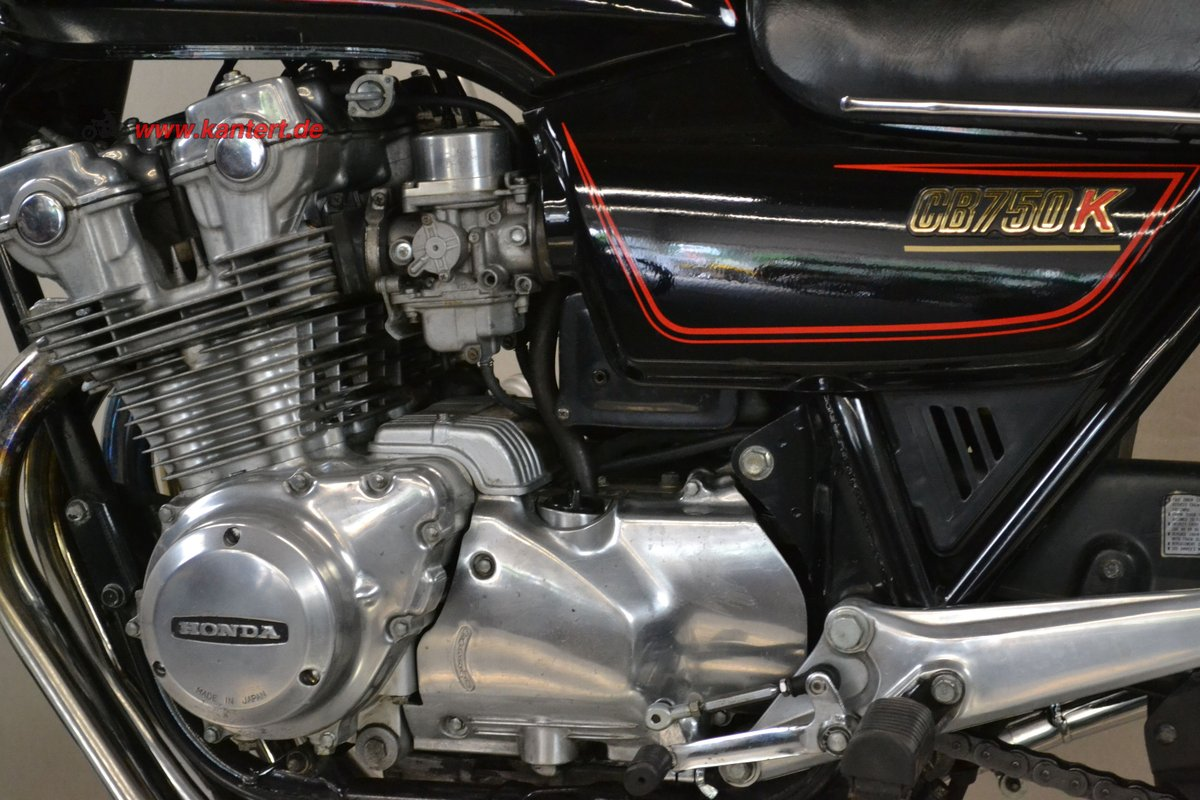 1981 Honda CB 750 K RC 01, 78 hp, 743 cc For Sale (picture 5 of 6)