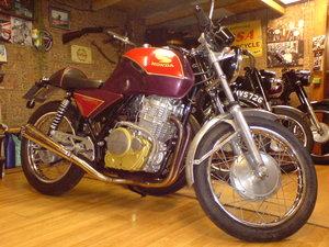 1986 Honda 650 Cafe racer For Sale