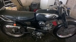 1966 Honda S90 for sale For Sale