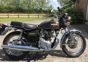 Honda CB500 Motorcycles For Sale | Car and Classic