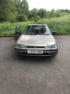 1991 Honda Accord 2.0 Se For Sale