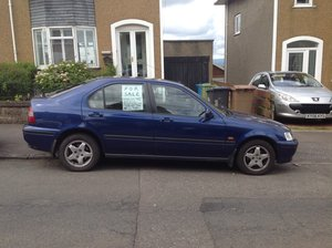 2001 Honda Civic 1.4i S Automatic For Sale