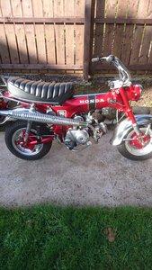 1976 Honda bike