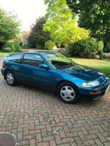 Honda CRX Vtec 1.6i-VT EE8 1992 67k miles For Sale