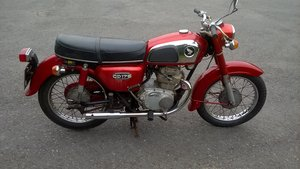 1977 Honda CD 175