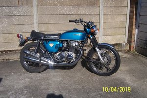1969 Honda CB750 Sandcast (1 owner bike) For Sale