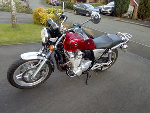 Honda CB1100A 2013 For Sale