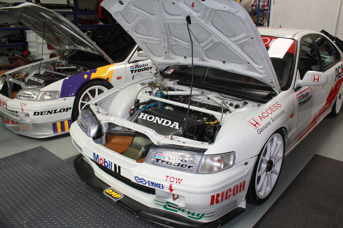 Honda Accord Super Touring Car 1996 MSD Works Car For Sale (picture 1 of 6)