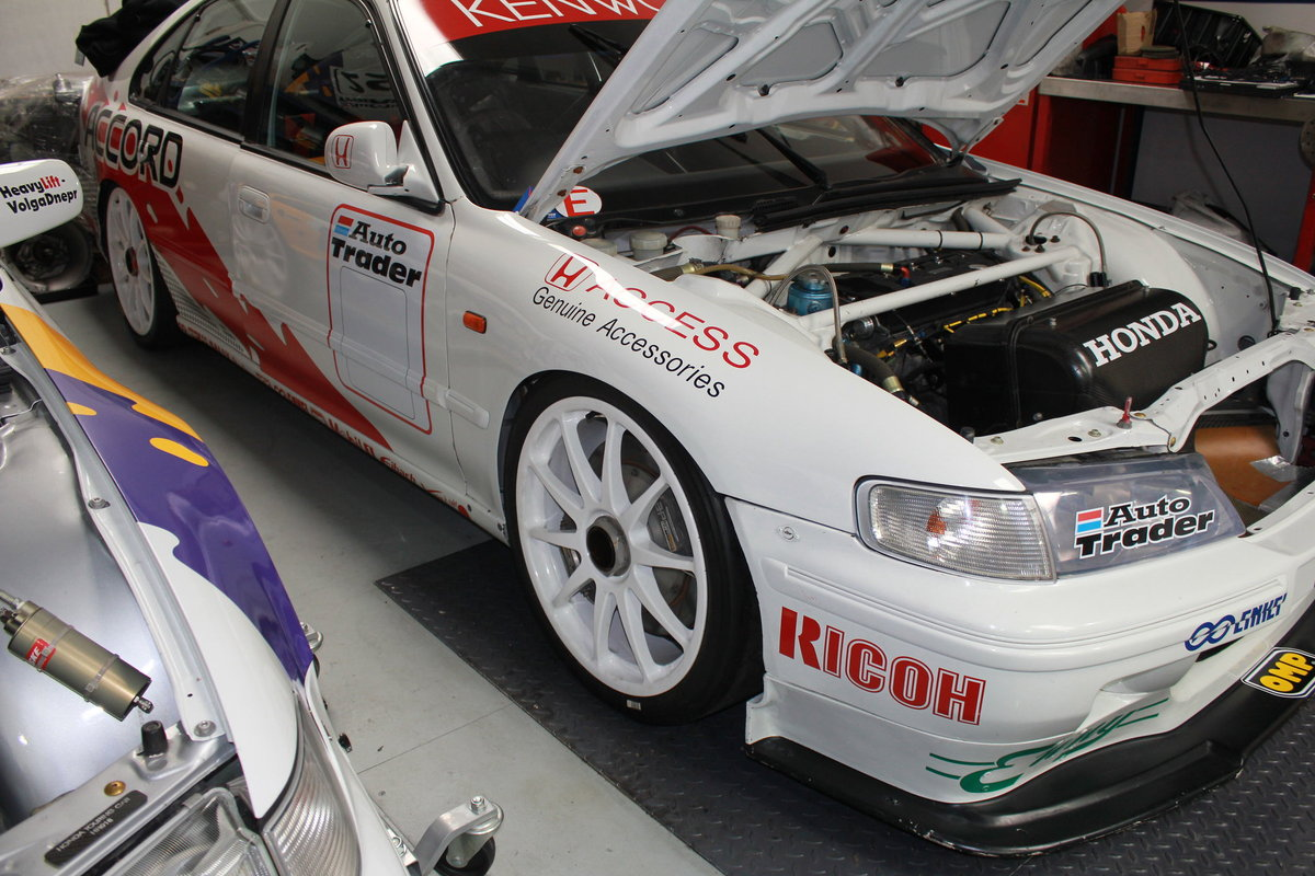 Honda Accord Super Touring Car 1996 MSD Works Car For Sale (picture 2 of 6)