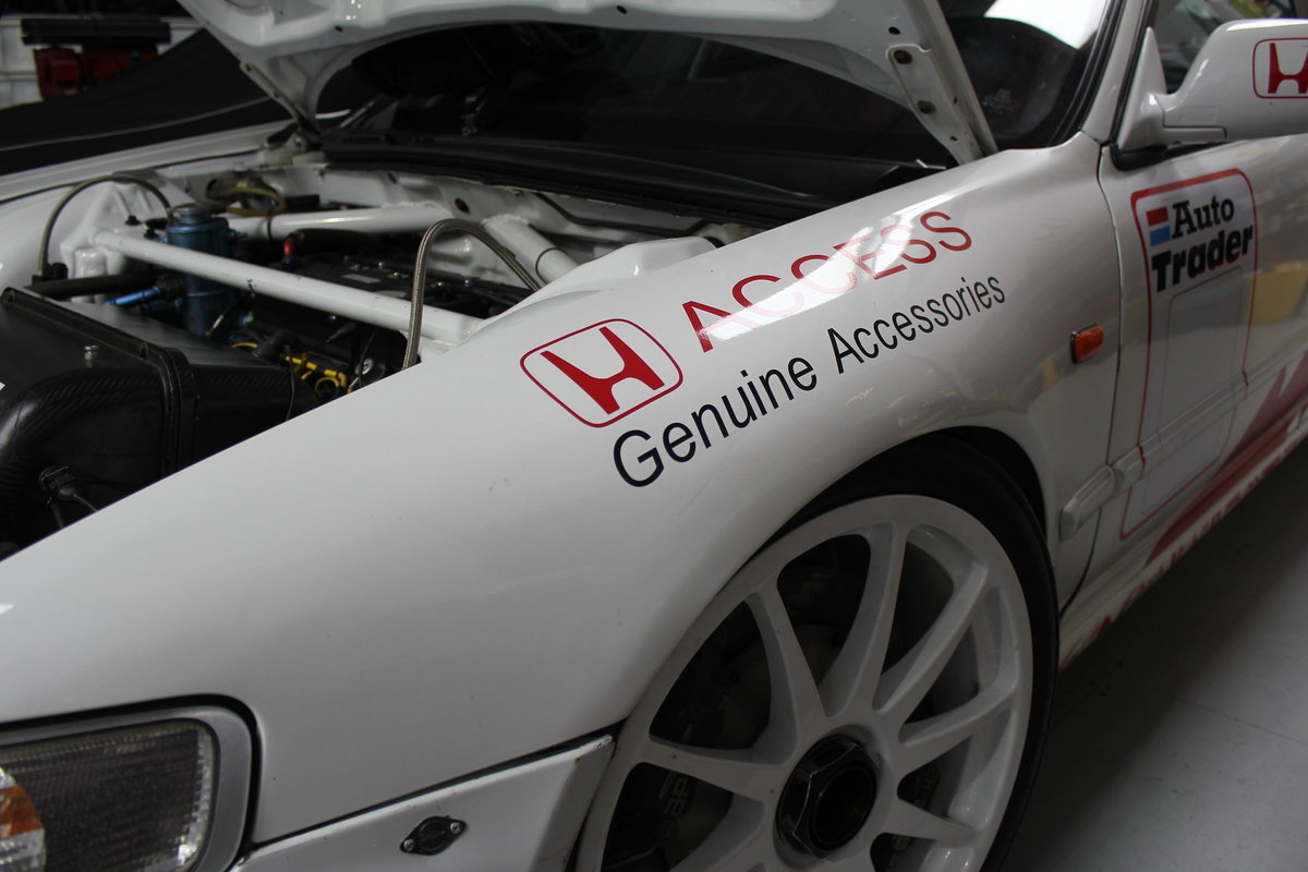 Honda Accord Super Touring Car 1996 MSD Works Car For Sale (picture 3 of 6)