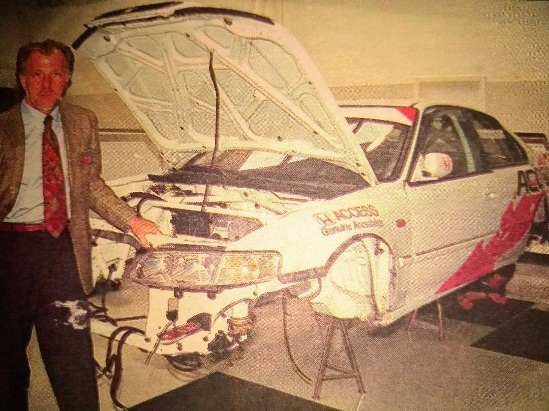 Honda Accord Super Touring Car 1996 MSD Works Car For Sale (picture 5 of 6)