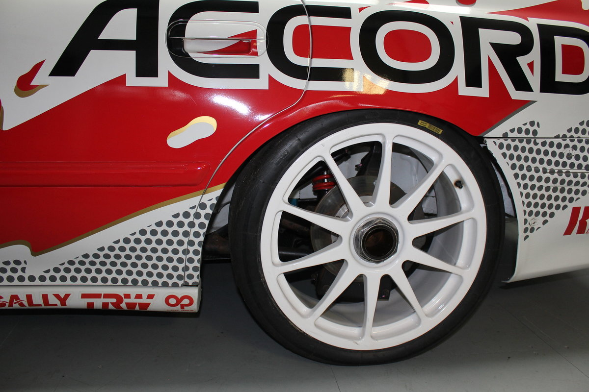 Honda Accord Super Touring Car 1996 MSD Works Car For Sale (picture 6 of 6)