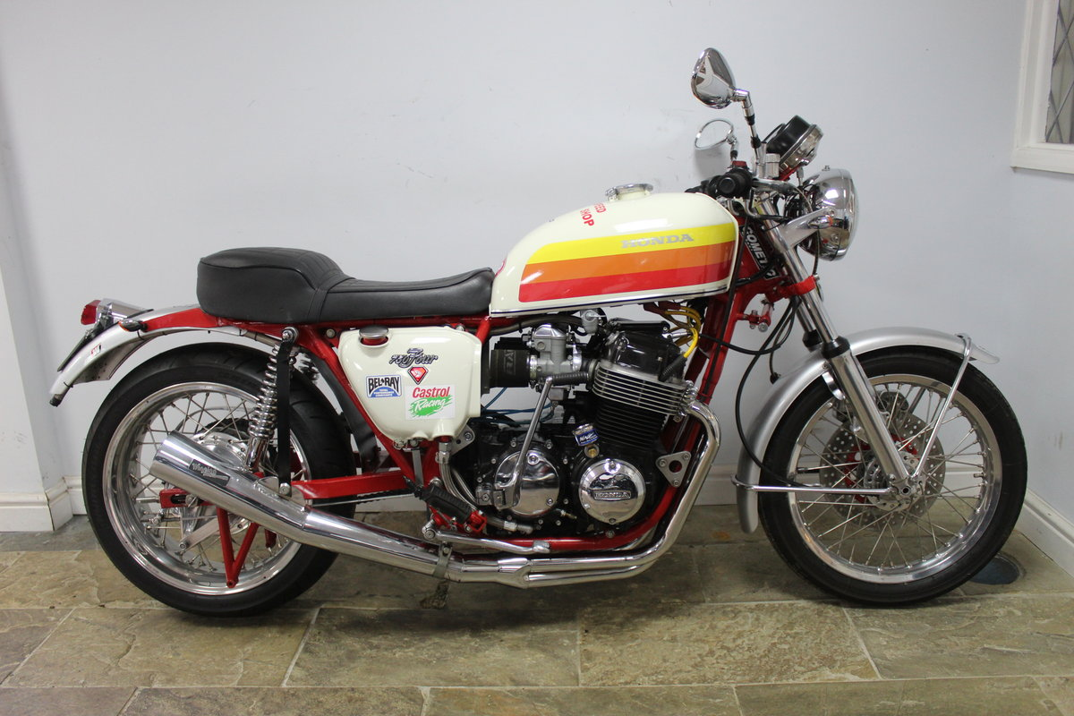 1976  Classic  Honda CB 750 cc Street/Drag Bike Beautifull For Sale (picture 1 of 6)