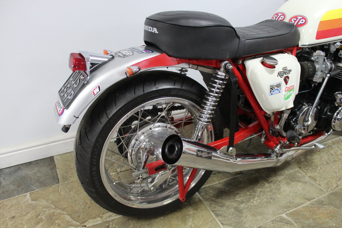 1976  Classic  Honda CB 750 cc Street/Drag Bike Beautifull For Sale (picture 2 of 6)