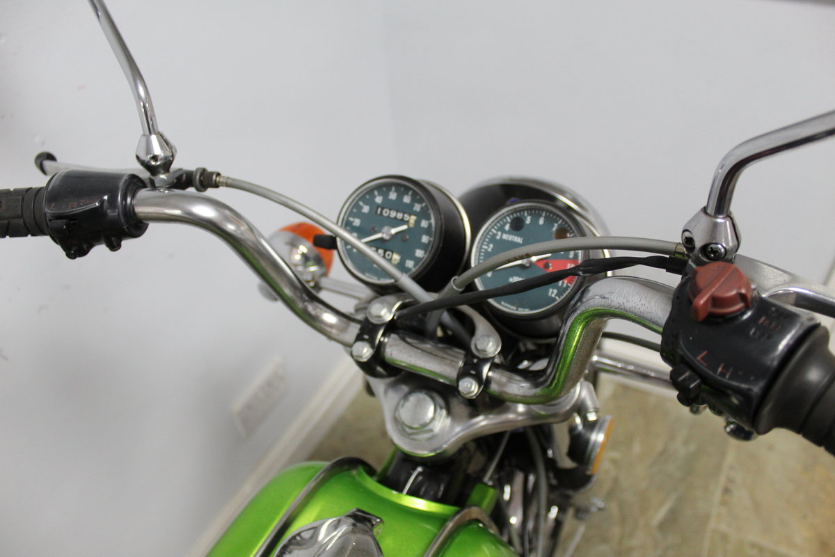 1976 Honda CB200 Beautiful Example restored 2016 , SOLD (picture 3 of 6)