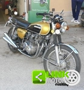 1973 HONDA 500 FOUR FMI