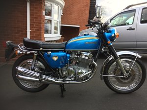 1975 Honda CB750K5 For Sale