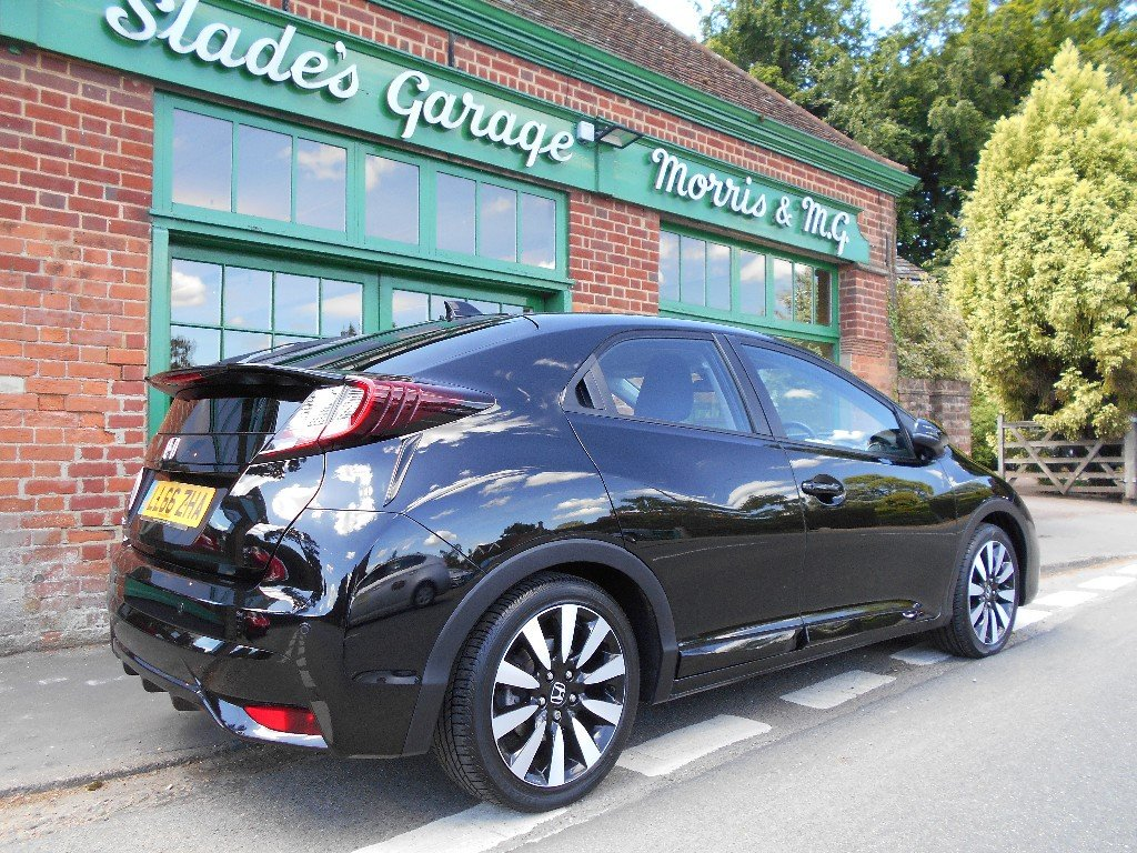 2016 Honda Civic V-Tec SE Plus  SOLD (picture 3 of 4)