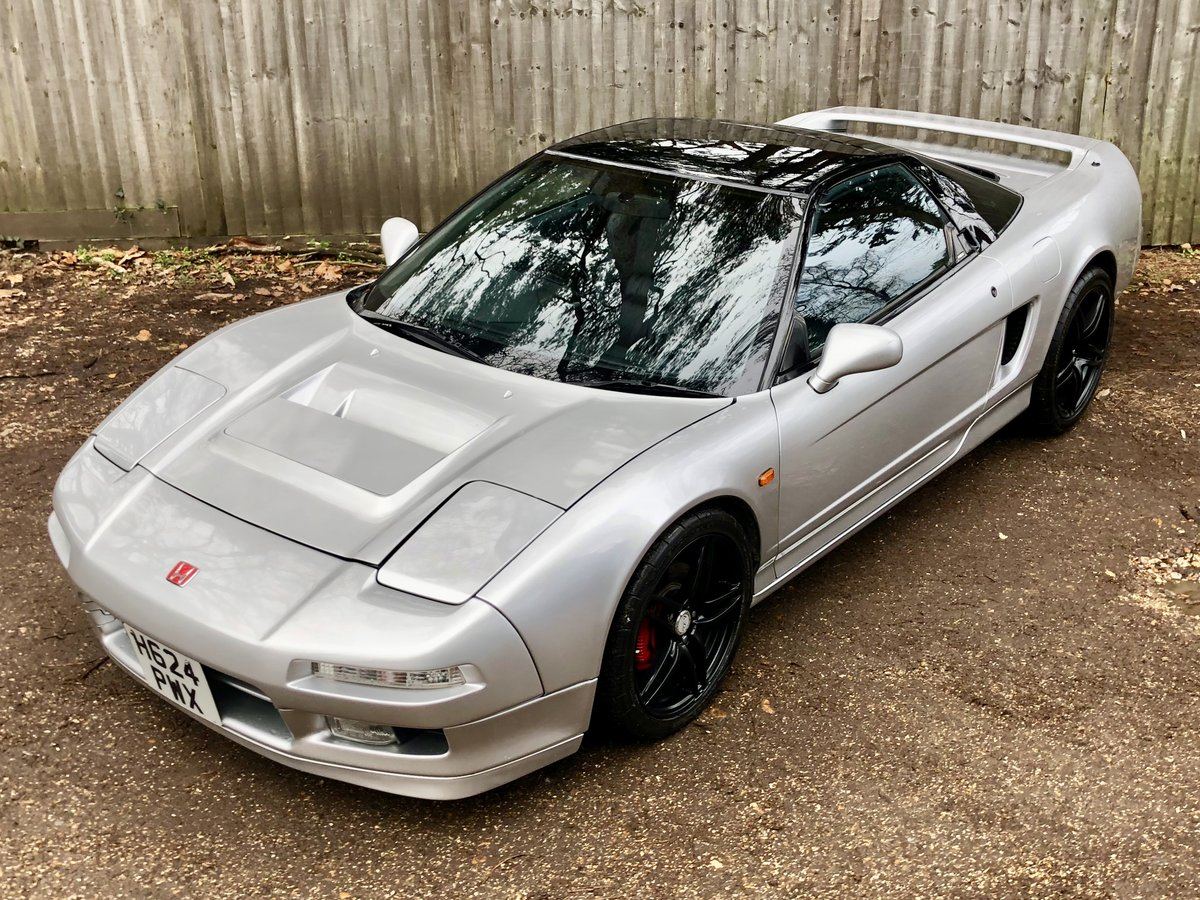 1991 HONDA NSX // 3.0L // ICONIC SUPERCAR // Px swap SOLD (picture 1 of 6)