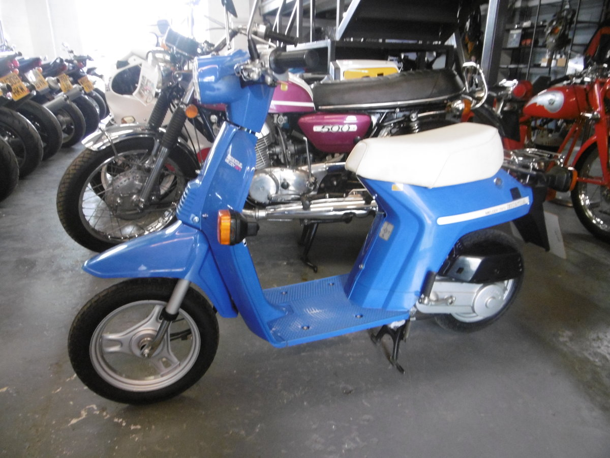 1988 Honda Mini Melody TIME WARP ONE OWNER  For Sale (picture 1 of 6)