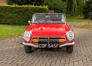 1968 Honda S800 SOLD by Auction