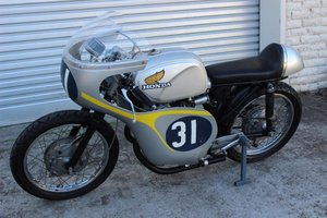 1962 HONDA CB72 350cc For Sale by Auction